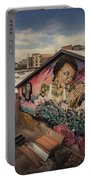 Los Angeles Graffiti Mural Portable Battery Charger