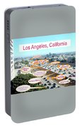 Los Angeles Highway To Heaven Portable Battery Charger