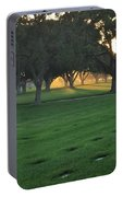 Los Angeles National Cemetary Portable Battery Charger