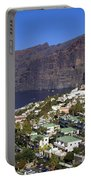 Los Gigantes In Tenerife Portable Battery Charger