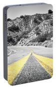 Los Padres Country Highway Portable Battery Charger