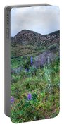 Lost Canyon Wildflowers Portable Battery Charger
