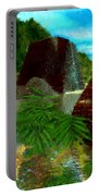 Lost City Portable Battery Charger
