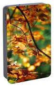 Lost In Leaves Portable Battery Charger