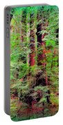 Lost In The Forest Portable Battery Charger