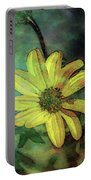 Lost Wild Flower In The Shadows 5771 Ldp_2 Portable Battery Charger