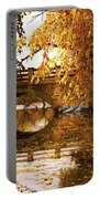 Lothlorien Or Wisconsin Portable Battery Charger