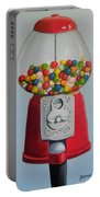 Lots Of Gumballs Portable Battery Charger