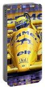 Lotus 99t Spa 1987 Ayrton Senna Portable Battery Charger