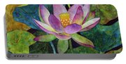Lotus Bloom Portable Battery Charger
