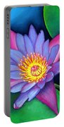 Lotus Divine Portable Battery Charger