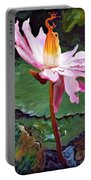 Lotus Fire Portable Battery Charger