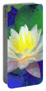 Lotus Grace Portable Battery Charger