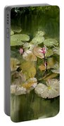 Lotus Pond 1 Portable Battery Charger