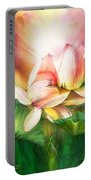 Lotus - Spirit Of Life Portable Battery Charger