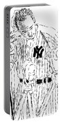 Lou Gehrig  Portable Battery Charger