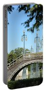 Louis Armstrong Park - New Orleans Portable Battery Charger
