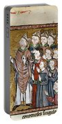 Louis Ix (1214-1270) Portable Battery Charger