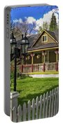 Louis Prang House Portable Battery Charger