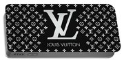 Louis Vuitton Pattern - Lv Pattern 11 - Fashion And Lifestyle Portable Battery Charger
