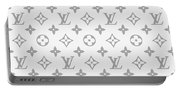 Louis Vuitton Pattern - Lv Pattern 14 - Fashion And Lifestyle Portable Battery Charger