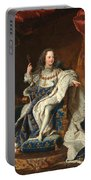 Louis Xv Of France As A Child Portable Battery Charger