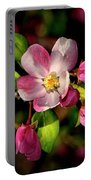 Louisa Apple Blossom 001 Portable Battery Charger