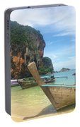 Lounging Longboats Portable Battery Charger