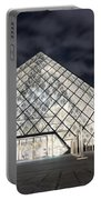 Louvre Museum Art Portable Battery Charger