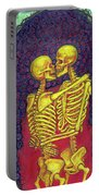 Love And Death Portable Battery Charger