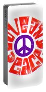Love And Peace 14 Portable Battery Charger