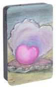 Love Endures All Things Portable Battery Charger