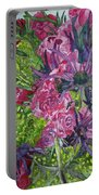 Love For Roses Portable Battery Charger
