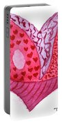 Love Heart Portable Battery Charger