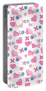 Love Hugs And Kisses Portable Battery Charger