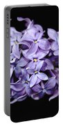 Love In Lilac Portable Battery Charger