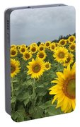 Love My Sunflowers Portable Battery Charger