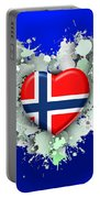Love Norway 2 Portable Battery Charger