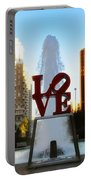 Love Park - Love Conquers All Portable Battery Charger