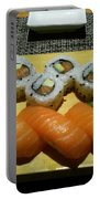 Love Sushi Portable Battery Charger