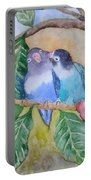 Lovebirds Portable Battery Charger