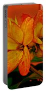 Lovely Flowers1 Portable Battery Charger