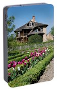Lovely Garden And Cottage Portable Battery Charger