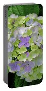 Lovely Hydrangea Portable Battery Charger