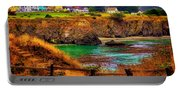 Lovely Mendocino Portable Battery Charger