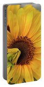 Lovely Sunflowers Portable Battery Charger