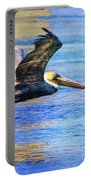 Low Flying Pelican Portable Battery Charger