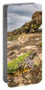 Low Tide At Saddle Rocks Portable Battery Charger