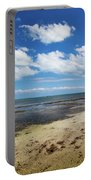 Low Tide In Paradise - Key West Portable Battery Charger