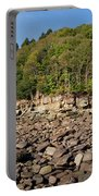 Low Tide Panorama Portable Battery Charger